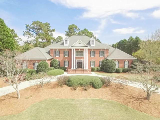 201 Magnolia Lake Road, Aiken, SC 29803 (MLS #453368) :: Better Homes and Gardens Real Estate Executive Partners