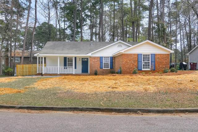 171 Evergreen Drive, Martinez, GA 30907 (MLS #453377) :: REMAX Reinvented | Natalie Poteete Team