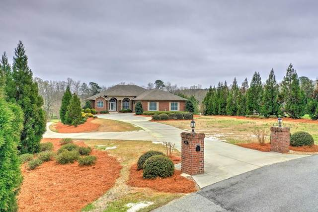 1025 Saddlebrook Court, Lincolnton, GA 30817 (MLS #453383) :: Southeastern Residential