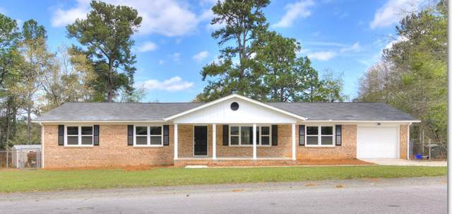 710 Oriole Street, Aiken, SC 29803 (MLS #453390) :: Better Homes and Gardens Real Estate Executive Partners