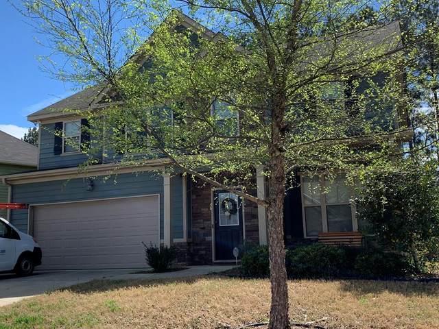 303 Brentford Avenue, Grovetown, GA 30813 (MLS #453409) :: Southeastern Residential