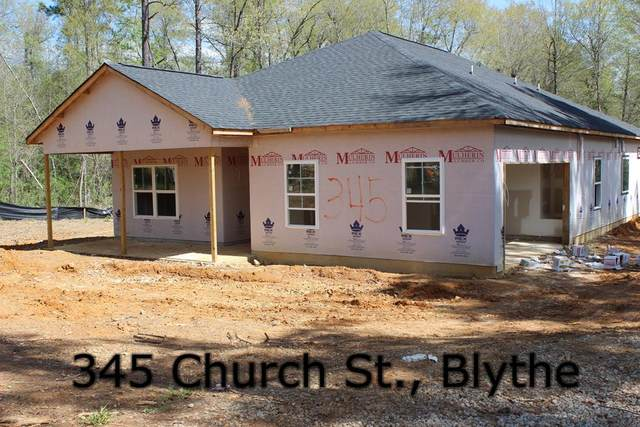 345 Church Street, Blythe, GA 30805 (MLS #453411) :: REMAX Reinvented | Natalie Poteete Team