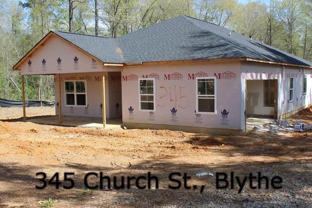 345 Church Street, Blythe, GA 30805 (MLS #453411) :: Southeastern Residential