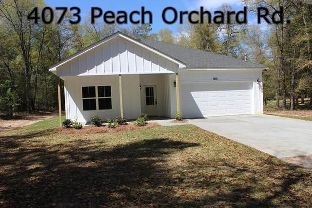 4073 Peach Orchard Road, Hephzibah, GA 30815 (MLS #453412) :: Southeastern Residential
