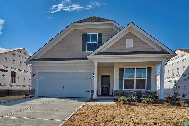 1107 Sapphire Drive, Graniteville, SC 29829 (MLS #453431) :: Young & Partners