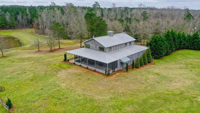 345 Yonce Pond Road, Johnston, SC 29832 (MLS #453472) :: Better Homes and Gardens Real Estate Executive Partners