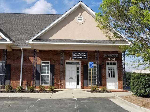 7013 Evans Town Center Blvd. #304, Evans, GA 30809 (MLS #453474) :: REMAX Reinvented | Natalie Poteete Team
