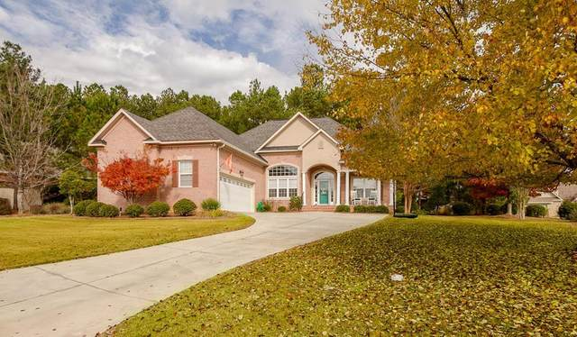 146 Red Cedar Road, Aiken, SC 29803 (MLS #453475) :: Better Homes and Gardens Real Estate Executive Partners