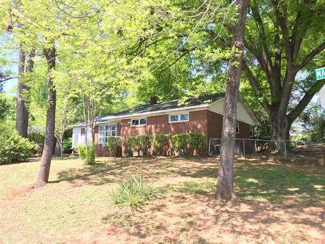 1133 Magnolia Drive, Augusta, GA 30904 (MLS #453498) :: REMAX Reinvented | Natalie Poteete Team