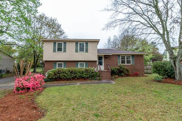 4040 Old Trail Road W, Martinez, GA 30907 (MLS #453521) :: REMAX Reinvented | Natalie Poteete Team