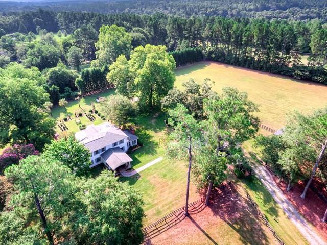 148 Wire Road, Aiken, SC 29801 (MLS #453522) :: Shannon Rollings Real Estate