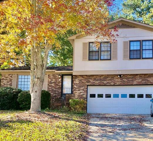 143 Morehead Drive, Augusta, GA 30907 (MLS #453532) :: Better Homes and Gardens Real Estate Executive Partners