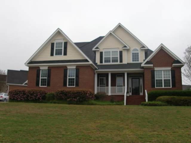 643 Cornerstone Place, Evans, GA 30809 (MLS #453533) :: Young & Partners