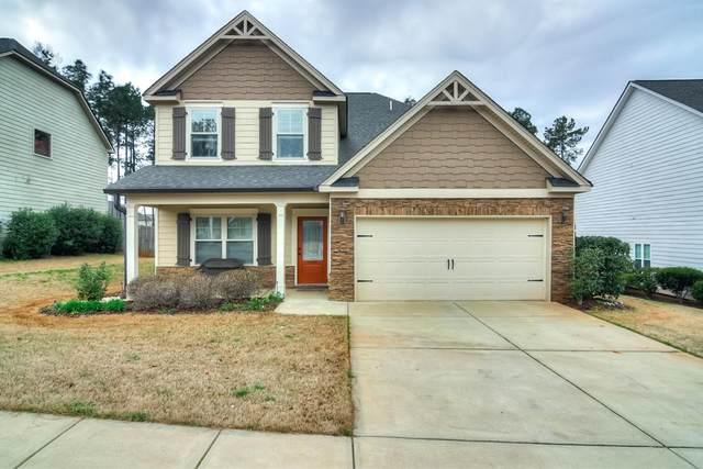 806 Herrington Drive, Grovetown, GA 30813 (MLS #453548) :: Better Homes and Gardens Real Estate Executive Partners