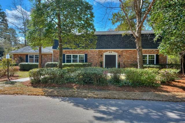 215 Walker Avenue, Aiken, SC 29801 (MLS #453550) :: Shannon Rollings Real Estate