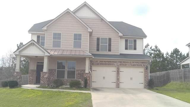 4823 Apple Court, Augusta, GA 30909 (MLS #453552) :: REMAX Reinvented | Natalie Poteete Team