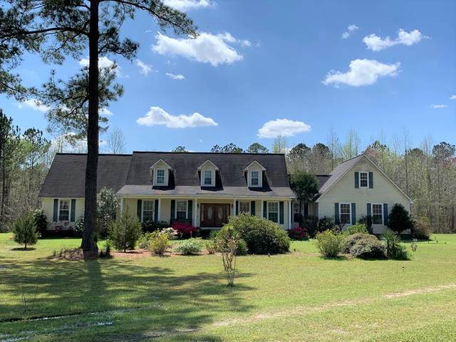 3487 Dearing Acres Road, Dearing, GA 30808 (MLS #453554) :: Young & Partners