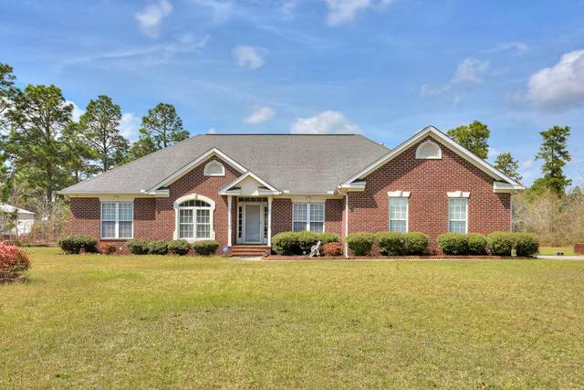 115 Connector Road, Graniteville, SC 29829 (MLS #453558) :: Young & Partners