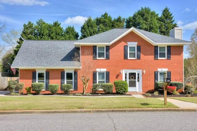 567 Hunterdale Road, Evans, GA 30809 (MLS #453576) :: Young & Partners