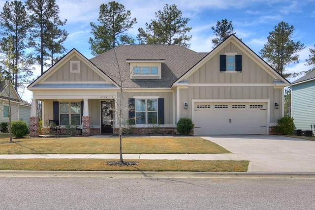 5744 Whispering Pines Way, Evans, GA 30809 (MLS #453609) :: REMAX Reinvented | Natalie Poteete Team