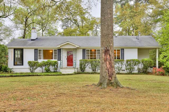 2712 Edward Drive, Augusta, GA 30904 (MLS #453625) :: Better Homes and Gardens Real Estate Executive Partners