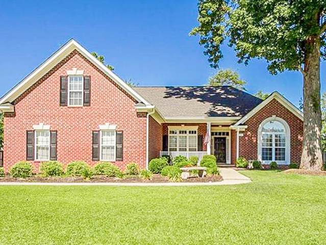 185 Millwood Lane, North Augusta, SC 29860 (MLS #453632) :: Young & Partners