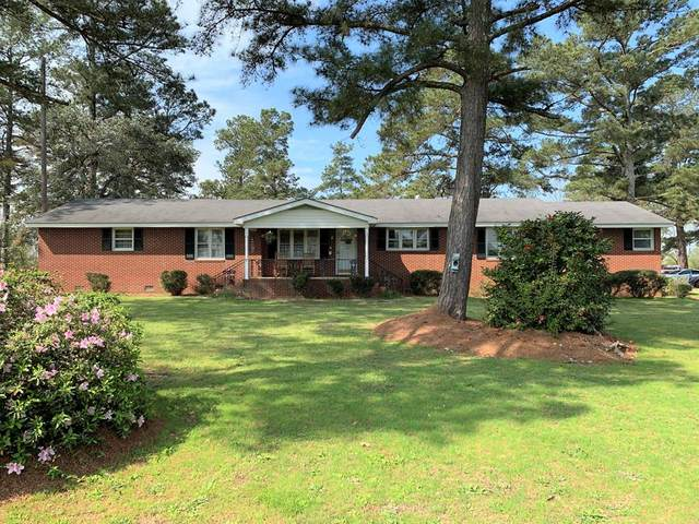 2445 Wrens Hwy, Thomson, GA 30824 (MLS #453636) :: Young & Partners