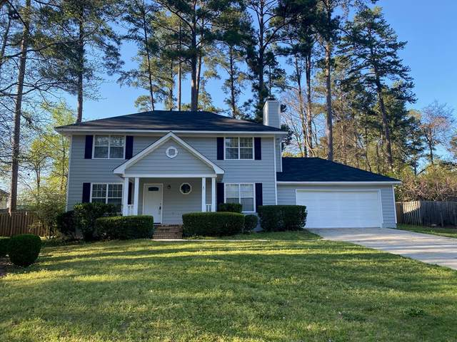 4045 Oregon Trail, Augusta, GA 30907 (MLS #453644) :: Young & Partners