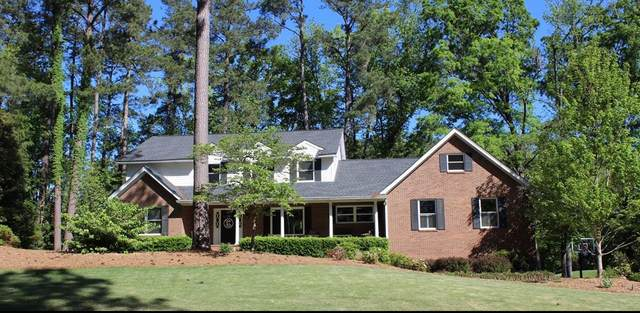 3534 West Lake Drive, Martinez, GA 30907 (MLS #453648) :: Better Homes and Gardens Real Estate Executive Partners