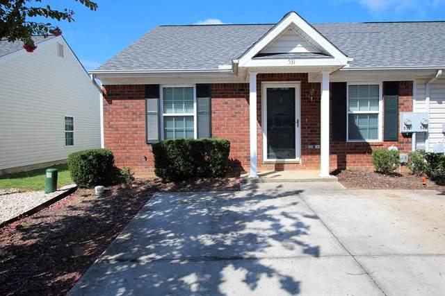 531 Edgecliff Lane, Evans, GA 30809 (MLS #453649) :: Young & Partners
