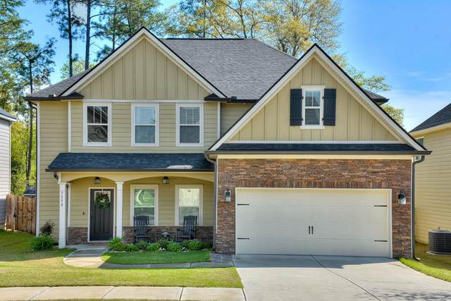 7116 Carrington Court, Martinez, GA 30907 (MLS #453652) :: Better Homes and Gardens Real Estate Executive Partners