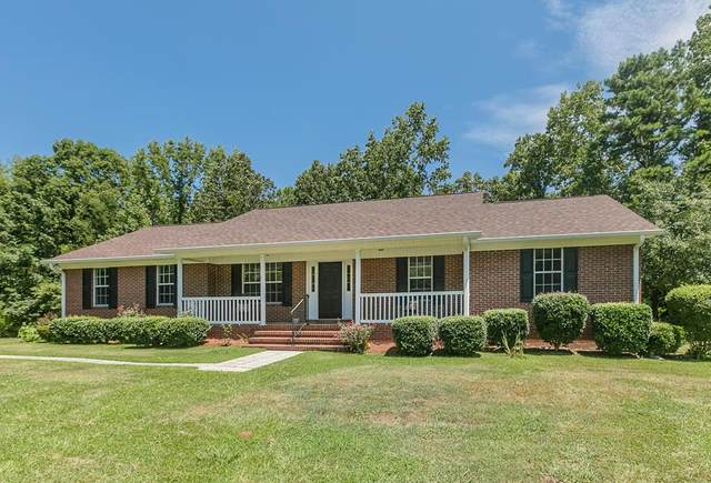 200 Thompson Drive, Clarks Hill, SC 29821 (MLS #453657) :: REMAX Reinvented | Natalie Poteete Team
