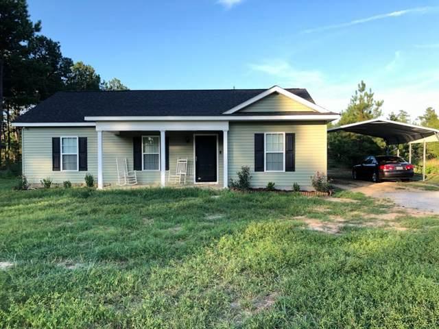 668 Marshall Church Road, Thomson, GA 30824 (MLS #453684) :: Melton Realty Partners