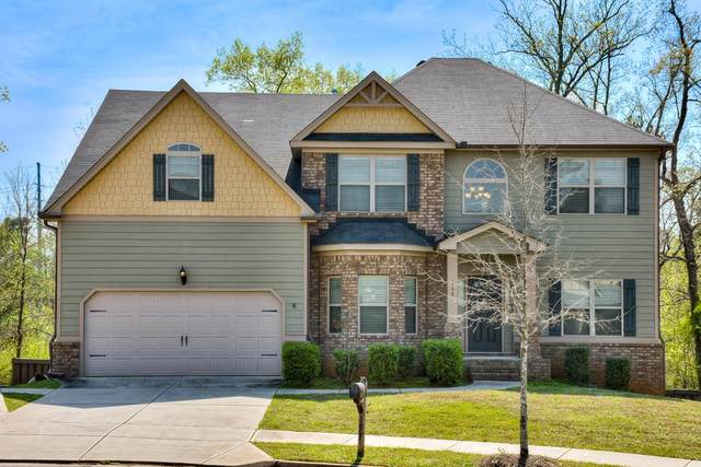 157 Gustav Court, North Augusta, SC 29860 (MLS #453686) :: Better Homes and Gardens Real Estate Executive Partners
