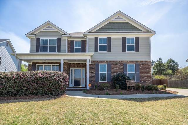 1806 Warwick Street, Grovetown, GA 30813 (MLS #453701) :: Better Homes and Gardens Real Estate Executive Partners