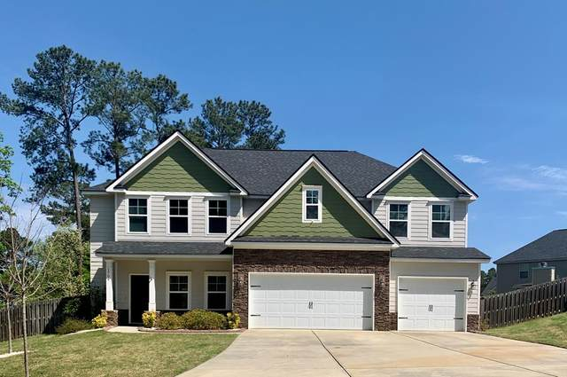 1704 Chesil Drive, Martinez, GA 30907 (MLS #453710) :: REMAX Reinvented | Natalie Poteete Team