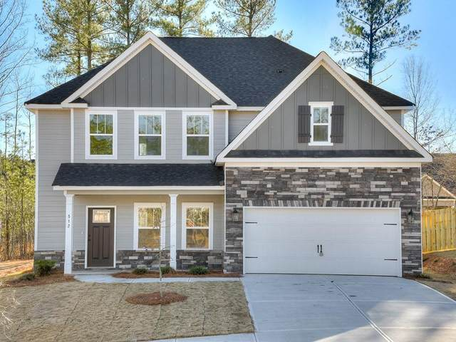 525 Thrasher Trail, Evans, GA 30809 (MLS #453717) :: Southeastern Residential
