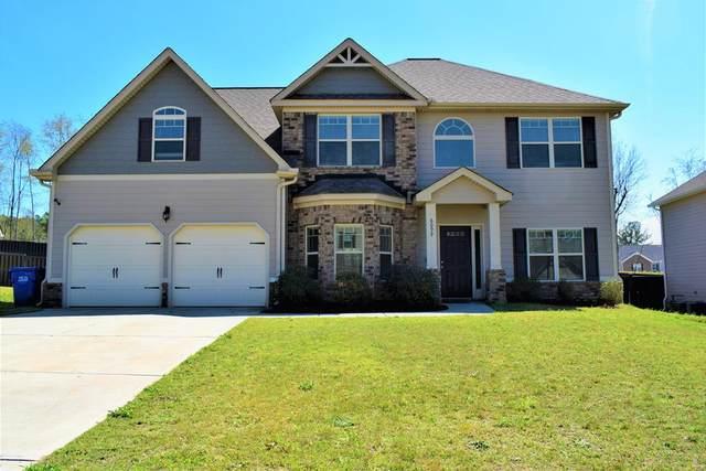 6099 Rye Field Road, Aiken, SC 29801 (MLS #453735) :: Melton Realty Partners