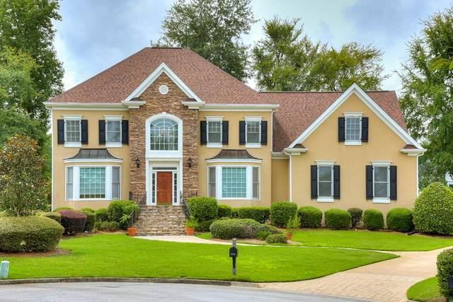 4172 Pellary Place, Evans, GA 30809 (MLS #453742) :: Southeastern Residential