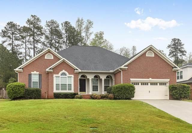 379 Barnsley Drive, Evans, GA 30809 (MLS #453743) :: Young & Partners
