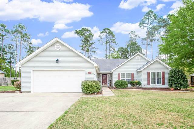1048 Watsonia Drive, Aiken, SC 29803 (MLS #453750) :: Southeastern Residential