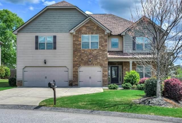 2430 Sunflower Drive, Evans, GA 30809 (MLS #453753) :: The Starnes Group LLC