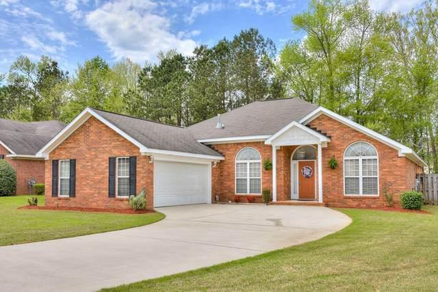 4421 Sapelo Drive, Evans, GA 30809 (MLS #453764) :: The Starnes Group LLC