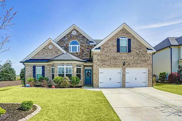 5404 Everlook Circle, Evans, GA 30809 (MLS #453774) :: REMAX Reinvented | Natalie Poteete Team