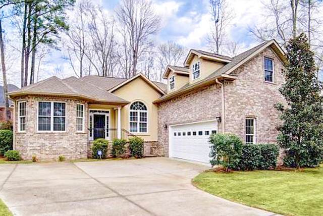 59 Independent Hill Lane, North Augusta, SC 29860 (MLS #453781) :: REMAX Reinvented | Natalie Poteete Team