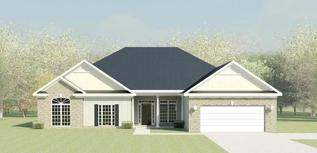 1378 Ackerman Drive, Graniteville, SC 29829 (MLS #453786) :: Shannon Rollings Real Estate