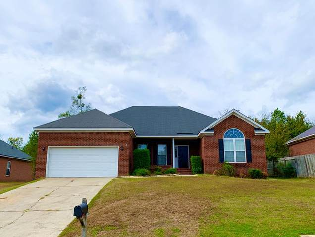 2030 Silver Run Falls, Grovetown, GA 30813 (MLS #453788) :: Melton Realty Partners