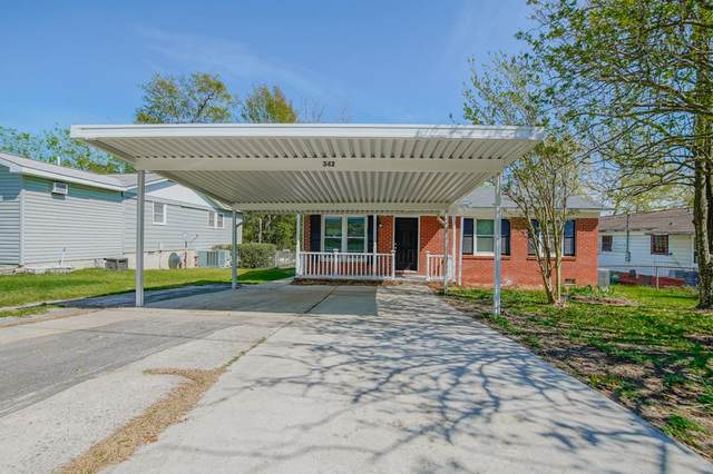 342 Perrin Street Nw, Aiken, SC 29801 (MLS #453789) :: Melton Realty Partners