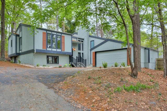 23 Whitemarsh Drive, Aiken, SC 29803 (MLS #453817) :: Melton Realty Partners