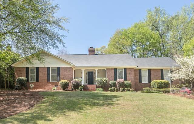 3512 Wakefield Court, Martinez, GA 30907 (MLS #453822) :: Shannon Rollings Real Estate